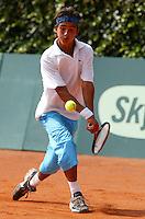 13-8-06,Den Haag, Tennis Nationale Jeugdkampioenschappen, winnaar jongens 16 jaar, Xander Sprong