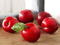 British fruit  - Victoria plums
