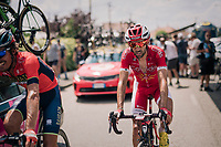 Stage 1: Noirmoutier-en-l'Île > Fontenay-le-Comte (189km)<br /> <br /> Le Grand Départ 2018<br /> 105th Tour de France 2018<br /> ©kramon