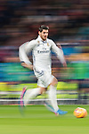 Alvaro Morata of Real Madrid in action during their La Liga match between Real Madrid and Real Sociedad at the Santiago Bernabeu Stadium on 29 January 2017 in Madrid, Spain. Photo by Diego Gonzalez Souto / Power Sport Images