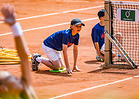 The Hague, Netherlands, 10 June, 2018, Tennis, Play-Offs Competition, ballboys<br /> Photo: Henk Koster/tennisimages.com