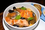 Fish Soup, Le Winch Restaurant, Paris, France, Europe