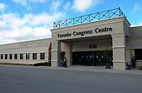 Toronto Congress Centre on Dixon Road<br /> <br /> <br /> photo : (c)  Images Distribution