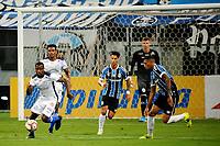 PORTO ALEGRE, (RS), 19.03.2021 - GREMIO - AIMORE – O jogador Sampaio, da equipe do Aimoré, na partida entre Grêmio e Aimoré, válida pela 5ªrodada do Campeonato Gaúcho 2021, no estádio Arena do Grêmio, em Porto Alegre, nesta sexta-feira (19).