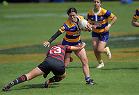 191013 Farah Palmer Cup Women's Rugby - Canterbury v Bay Of Plenty
