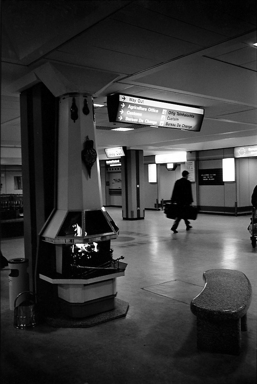 © John Angerson Airport Series<br /> Airport Code: ORK <br /> Airport Name: Cork Ireland