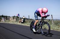 Alberto Bettiol (ITA/EF Education First)<br /> <br /> Stage 13: ITT - Pau to Pau (27.2km)<br /> 106th Tour de France 2019 (2.UWT)<br /> <br /> ©kramon