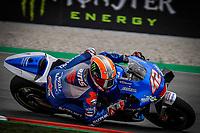 27th September 2020, Circuit de Barcelona Catalunya, Barcelona, MotoGp of Catalunya, Race Day;  Alex Rins ESP