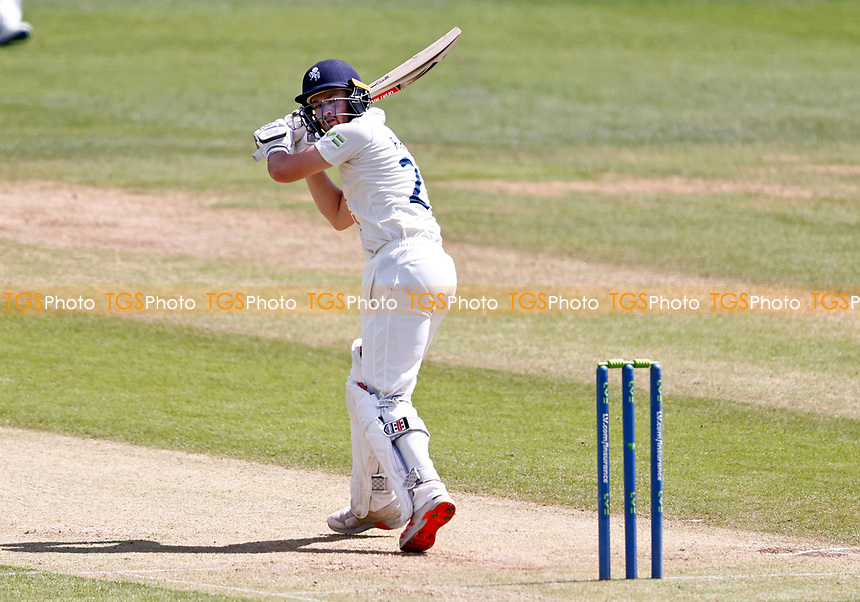 Ollie Robinson bats for Kent during Kent CCC vs Northamptonshire CCC, LV Insurance County Championship Group 3 Cricket at The Spitfire Ground on 5th June 2021