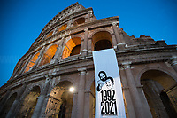 20.05.2021 - Memorial Day For The Victims of mafia and criminality Marked In Rome