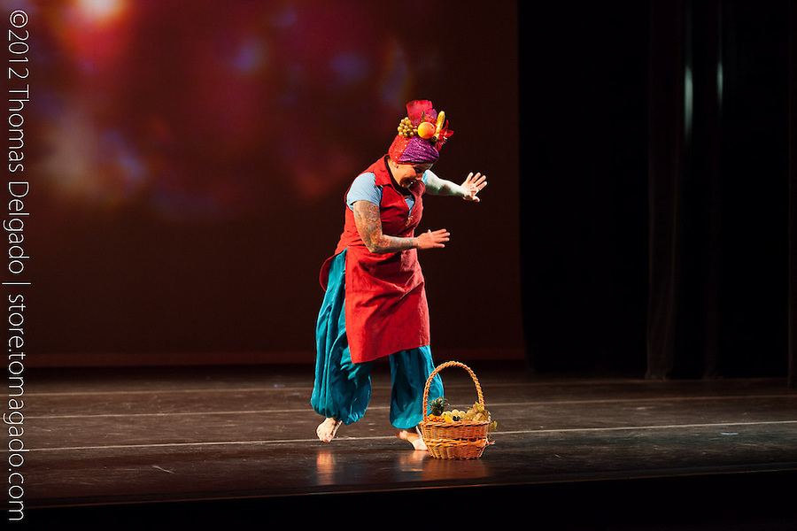 2012 Mendocino College Fall Dance Festival