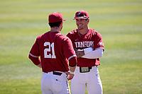 Stanford Baseball v University of California - Irvine, March 13, 2021