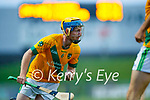 Dougie Fitzell, Kilmoyley, during the County Senior hurling Semi-Final between Kilmoyley and Lixnaw at Austin Stack park on Saturday evening.