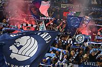 Brescia fans <br /> Brescia 24-09-2019 Stadio Rigamonti<br /> Football Serie A 2019/2020 Brescia - Juventus  <br /> Photo Matteo Gribaudi / Image Sport / Insidefoto