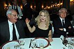 CESARE ROMITI, VALERIA LICASTRO E CESARE GERONZI<br /> PREMIO GUIDO CARLI - SECONDA  EDIZIONE<br /> RICEVIMENTO A CASINA VALADIER  ROMA 2011
