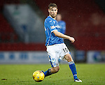 St Johnstone v Kilmarnock....09.01.16  Scottish Cup  McDiarmid Park, Perth<br /> David Wotherspoon<br /> Picture by Graeme Hart.<br /> Copyright Perthshire Picture Agency<br /> Tel: 01738 623350  Mobile: 07990 594431
