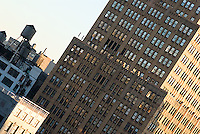 Side of buildings<br />
