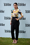 Andrea Duro attends to Conde Nast Traveler 2019 Awards at Embassy of Italy in Madrid, Spain. June 04, 2019. (ALTERPHOTOS/A. Perez Meca)