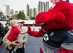 HSBC Sevens Village during the HSBC Hong Kong Rugby Sevens 2018 on 07 April 2018, in Hong Kong, Hong Kong. Photo by Yu Chun Christopher Wong / Power Sport Images