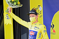 2nd July 2021; Le Creusot, France; VAN DER POEL David (NED) of ALPECIN-FENIX during stage 7 of the 108th edition of the 2021 Tour de France cycling race, a stage of 248,1 kms between Vierzon and Le Creusot