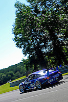 17-19  July, 2009, Birmingham, Alabama USA.#68 TRG Porsche GT3 of Josemanuel Gutierrez & Scott Schroeder.©2009 F.Peirce Williams, USA.