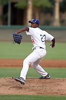 Victor Araujo - 2012 AZL Dodgers (Bill Mitchell)