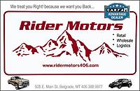 Rider Motors