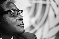 ROBERT MUGABE UN