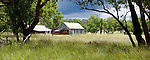 OLd Farm Shed & Homestead near Coonabarraban NSW