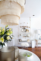 modern round table Get A Room is a boutique in Scarsdale New York for interior design.