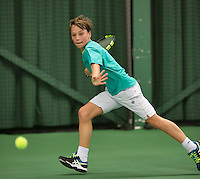 Rotterdam, The Netherlands, March 11, 2016,  TV Victoria, , NOJK 12/16 years,  Jip de Buck  <br /> Photo: Tennisimages/Henk Koster