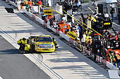 NASCAR Camping World Truck Series<br /> Bar Harbor 200<br /> Dover International Speedway, Dover, DE USA<br /> Friday 2 June 2017<br /> Cody Coughlin, JEGS Toyota Tundra makes a pit stop<br /> World Copyright: Logan Whitton<br /> LAT Images<br /> ref: Digital Image 17DOV1LW2104