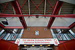 19/04/2014. Nottingham Forest 1 Birmingham City 0. City Ground. Championship. The Brian Clough Stand. Photo by Simon Gill