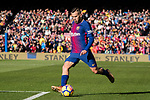 Jordi Alba of FC Barcelona in action during the La Liga 2017-18 match between FC Barcelona and RC Celta de Vigo at Camp Nou Stadium on 02 December 2017 in Barcelona, Spain. Photo by Vicens Gimenez / Power Sport Images