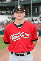 September 5, 2009: Shelby Miller of the Quad City River Bandits. The River Bandits are the Midwest League affiliate for the St. Louis Cardinals. Photo by: Chris Proctor/Four Seam Images