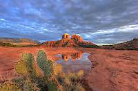 Ma Nature Delivers - Sedona, Arizona<br /> © 2014 Cheyenne L Rouse | All rights reserved