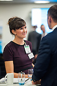 Disruptive Technology Financial Services conference, Level39, Canary Wharf, London.