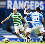 02.05.2121 Rangers v Celtic: Scott Brown's last old firm game