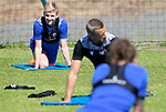 St Johnstone Training...15.07.21<br />Ali McCann pictured during training this morning at McDiarmid Park<br />Picture by Graeme Hart.<br />Copyright Perthshire Picture Agency<br />Tel: 01738 623350  Mobile: 07990 594431