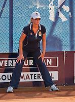 September 03, 2014,Netherlands, Alphen aan den Rijn, TEAN International, Lineswoman<br /> Photo: Tennisimages/Henk Koster