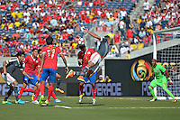 Action photo during the match Costa Rica vs Paraguay, Corresponding Group -A- America Cup Centenary 2016, at Citrus Bowl Stadium<br /> <br /> Foto de accion durante el partido Estados Unidos vs Colombia, Correspondiante al Grupo -A-  de la Copa America Centenario USA 2016 en el Estadio Citrus Bowl, en la foto: Celso Borges de Costa Rica<br /> <br /> <br /> 04/06/2016/MEXSPORT/Isaac Ortiz.