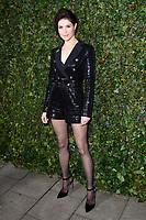 Gemma Arterton<br /> arriving for the 2018 Charles Finch & CHANEL Pre-Bafta party, Mark's Club Mayfair, London<br /> <br /> <br /> ©Ash Knotek  D3380  17/02/2018