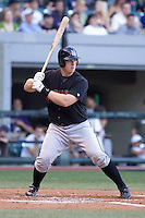 July 15, 2009: Indianapolis Indians' catcher Erik Kratz at-bat during the 2009 Triple-A All-Star Game at PGE Park in Portland, Oregon.