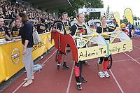 """Team """"Adam's Family 5"""" gewann den Preis für das beste Kostüm"""