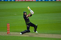 Australia's Glenn Maxwell in action during the third international men's T20 cricket match between the New Zealand Black Caps and Australia at Sky Stadium in Wellington, New Zealand on Wednesday, 3 March 2021. Photo: Dave Lintott / lintottphoto.co.nz
