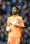 Rangers v St Johnstone…16.12.17…  Ibrox…  SPFL<br />Wes Foderingham<br />Picture by Graeme Hart. <br />Copyright Perthshire Picture Agency<br />Tel: 01738 623350  Mobile: 07990 594431