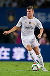 Toni Kroos of Real Madrid CF in action during the FC Internazionale Milano vs Real Madrid  as part of the International Champions Cup 2015 at the Tianhe Sports Centre on 27 July 2015 in Guangzhou, China. Photo by Aitor Alcalde / Power Sport Images