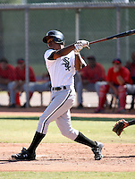 Brandon Short / Chicago White Sox 2008 Instructional League..Photo by:  Bill Mitchell/Four Seam Images