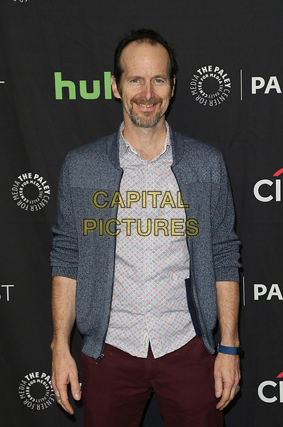 """HOLLYWOOD, CA - March 26: Denis O'Hare, At The Paley Center For Media's 34th Annual PaleyFest Los Angeles - """"American Horror Story: Roanoke""""  At The Dolby Theatre In California on March 26, 2017. <br /> CAP/MPI/FS<br /> ©FS/MPI/Capital Pictures"""