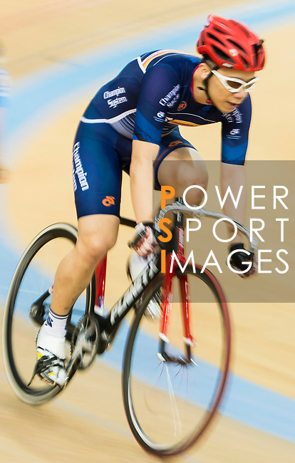 Szeto Hin Leung of Team Champion System-CSR competes in the Omnium category during the Hong Kong Track Cycling Race 2017 Series 6 at Hong Kong Velodrome on 12 March 2017, in Hong Kong, China. Photo by Marcio Rodrigo Machado / Power Sport Images